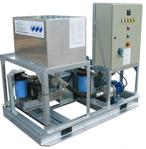 Water Jetting Units, Electric Motor Driven