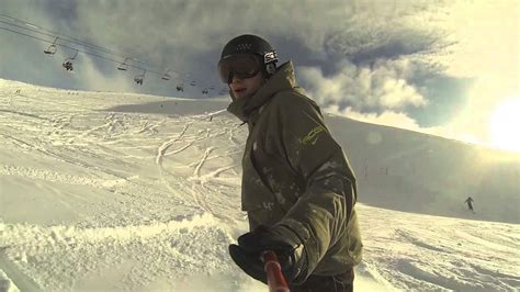 GoPro HERO 3 Black - La Clusaz - Ski & Snowboard - YouTube