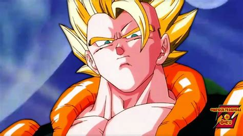 Gogeta replaced Vegito in his fight against Buuhan, does
