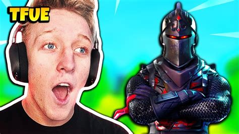 TFUE UNDERESTIMATED THIS BLACK KNIGHT SKIN | Fortnite