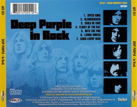 My Music Collection: Deep Purple