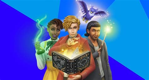 New Magical Sims 4 Game Pack Is Perfect For Potterheads