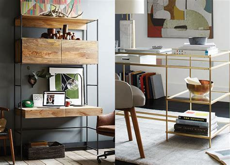 15 Amazing Desks For The Masculine Home Office