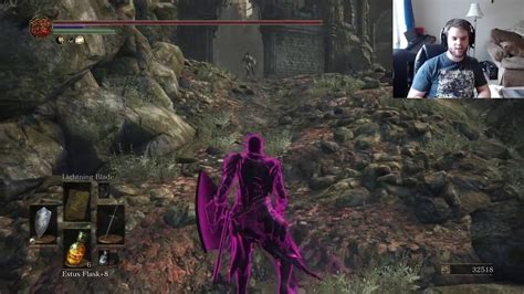 Zofo - Dark Souls 3 PvP - Luck Build with Anri's Straight