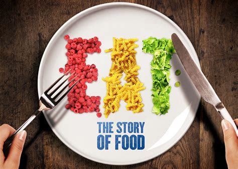 Eat - The Story of Food - Awwwards Nominee