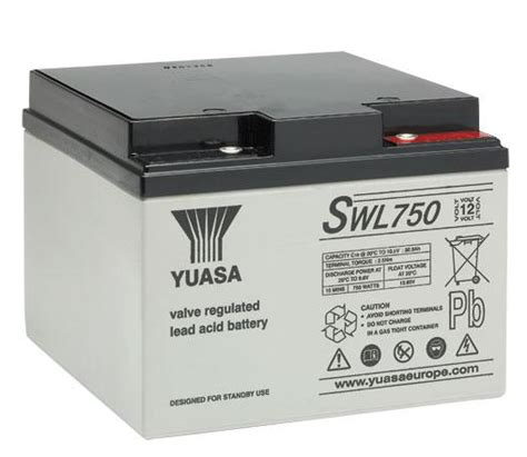 Yuasa SWL750 Battery   Next Day Delivery