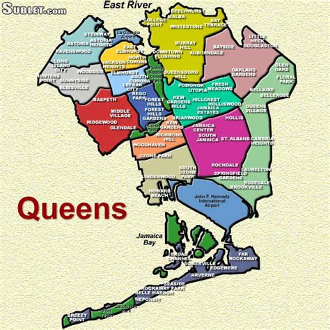 Queens is the easternmost of the five boroughs of New York