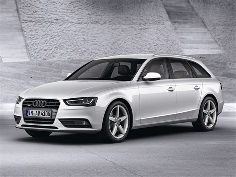 A4 Wagon / B8 facelift / A4 / Audi / Database / Carlook