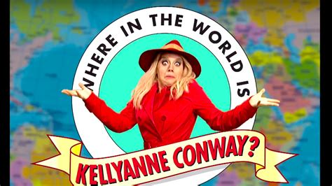 SNL Asks the Question: 'Where in the World Is Kellyanne