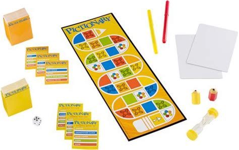 Pictionary Game - English Version | Walmart