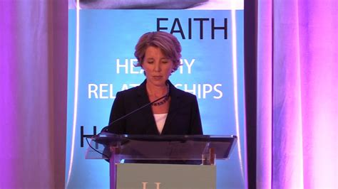 Lisa Beamer Shares Keynote Message at Hearts of Grace