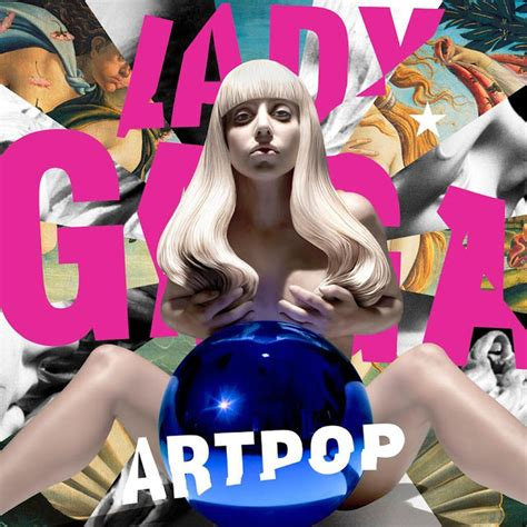 Lady Gaga, 'Artpop': Album review - New York Daily News