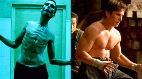 How Christian Bale achieved the ultimate transformation