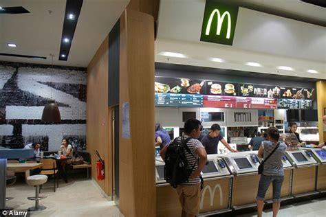 McDonalds, Starbucks and Pizza hut have opened next to top