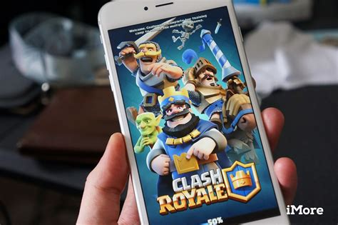 Crush your rivals in Clash Royale, now available worldwide