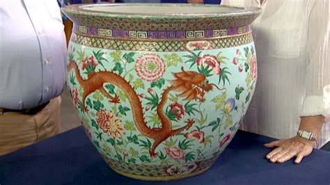 19th-Century Chinese Porcelain Fish Bowl | Antiques