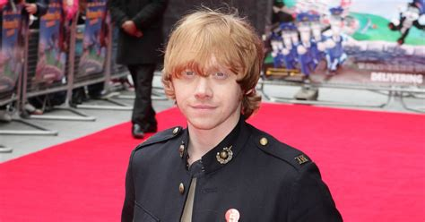 Harry Potter - Rupert Grint : rôle à Broadway dans la