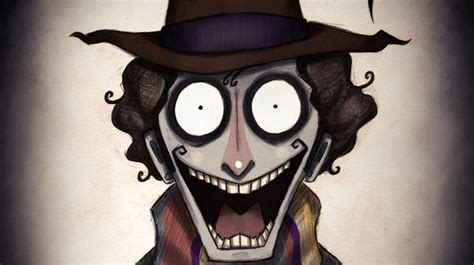 Doctor Who meets Tim Burton in sinister animation series