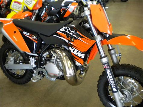 2012 KTM 50 SX Mini Review - Top Speed