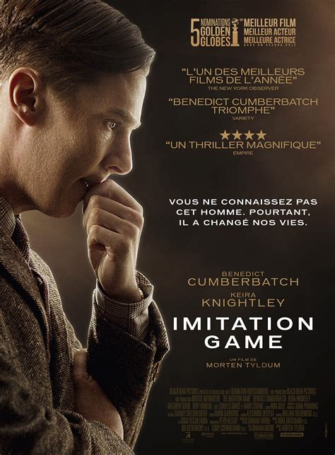 Jaquette/Covers Imitation Game (The Imitation Game)