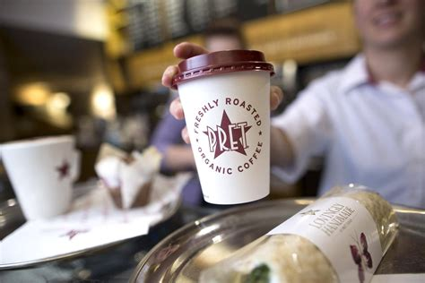 Pret A Manger staff give free coffee to their favourite