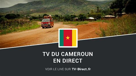 Cameroun TV en direct sur internet - TV camerounaise en direct