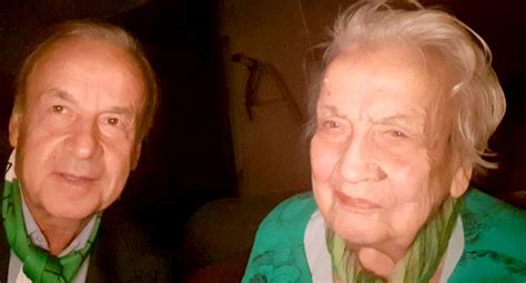 Gernot Rohr's Mother Dies At 97 – Channels Television