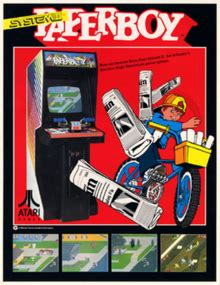 Paperboy (video game) - Wikipedia