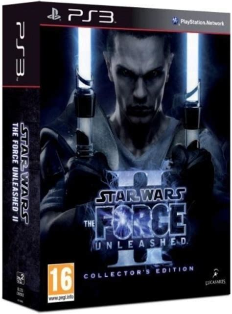 Star Wars: The Force Unleashed 2 Collector's Edition PS3