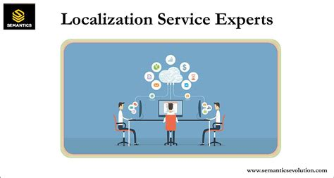 Localization means taking your business beyond the borders