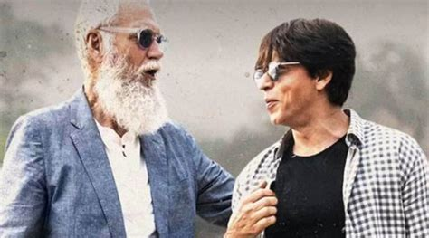 What's not to like about the Shah Rukh Khan-David
