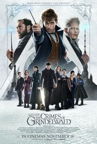 Fantastic Beasts: The Crimes of Grindelwald – Wikipédia, a