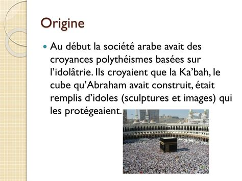 PPT - L'islam PowerPoint Presentation, free download - ID