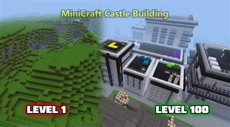 Jouer à MiniCraft 2 : Building and Crafting sur PC / MAC