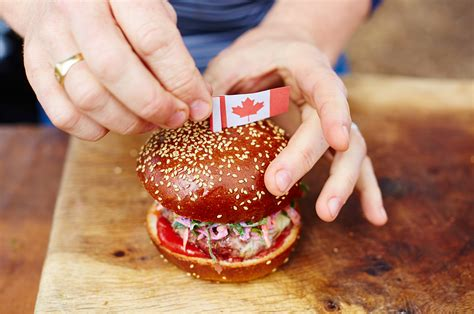 What to eat on Canada Day | Features | Jamie Oliver