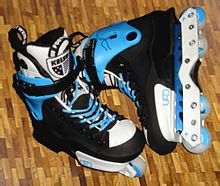 All about inline skates