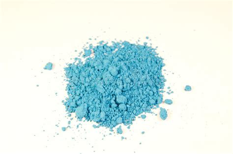 Colorant bleu image stock