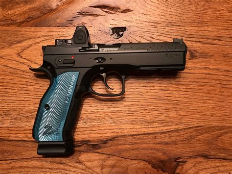 "CZ SHADOW 2 OR ""OPTICS READY"" - Armurerie WYN Sàrl"