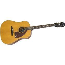Inspired by 1964 Texan Acoustic-Electric Guitar Antique