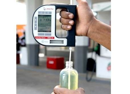 RUBiS introduces new fuel testing device to Jamaica