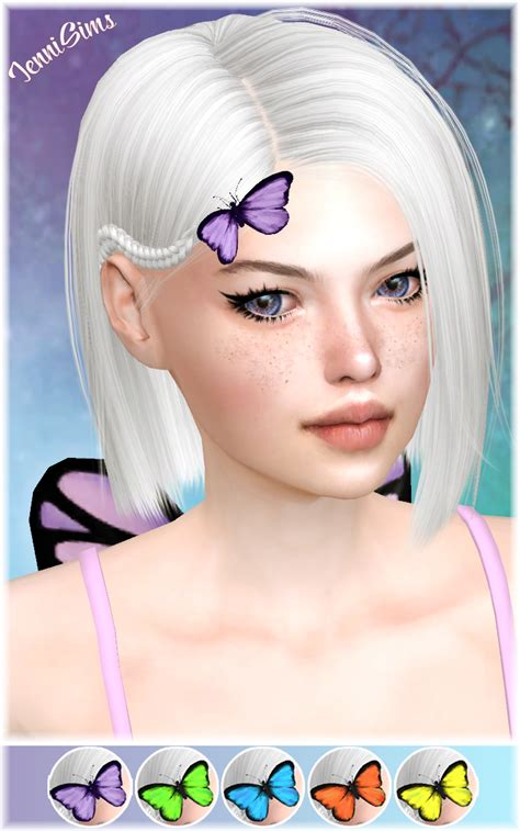 Downloads sims 4:Collection Acc Madame Butterfly (4